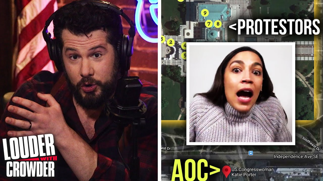 #AOCLied and I'll Prove it... | Louder with Crowder