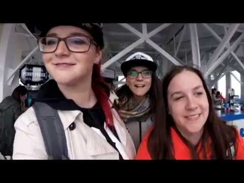 Liverpool & Blackpool - spring 2018