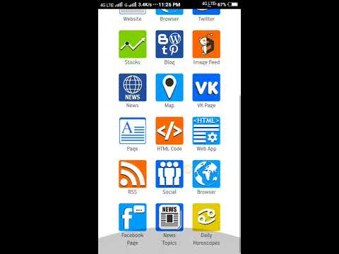 How to make your own facebook page app
