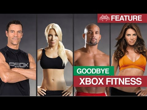 Goodbye Xbox Fitness | Xbox Fitness Shuts Down