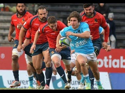 Santiago Arata Uruguay tries of 2017