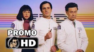 "MANIAC Official Promo Trailer ""Neberdine Pharmaceutical Biotech"" (HD) Emma Stone Netflix Series"