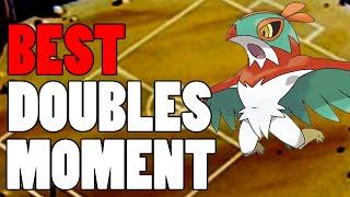 Best Double Battle Moment! Pokemon Showdown Double Battle!