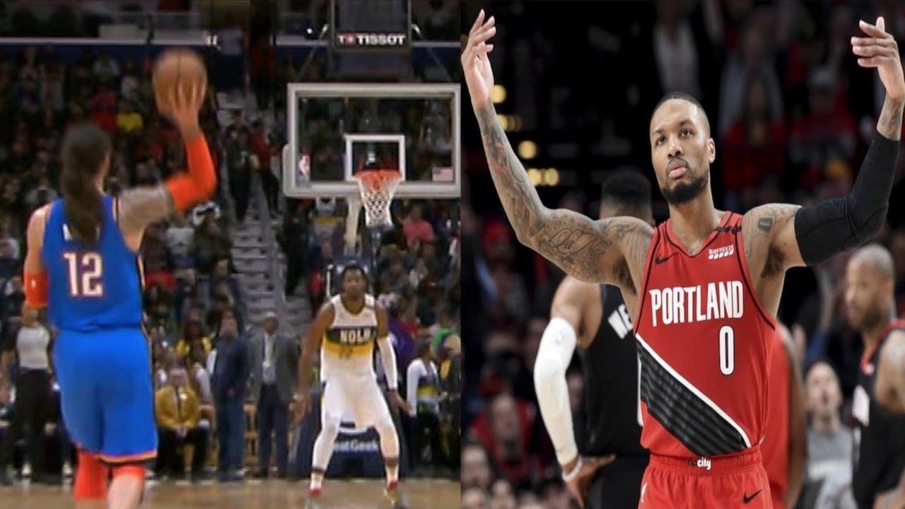 "NBA ""Buzzer Beater"" MOMENTS"