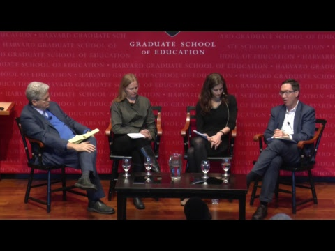 Askwith Forum:  Learning to Change the World