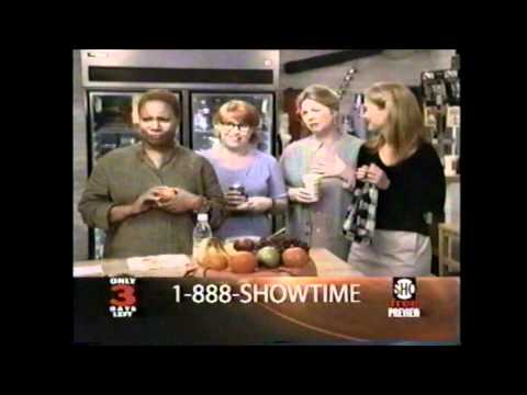 Showtime free preview promos 2002