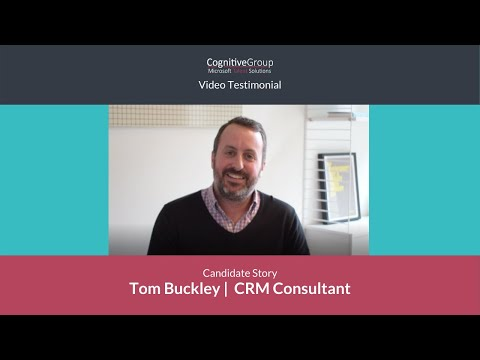 Microsoft Talent Solutions   Tom Buckley's Story