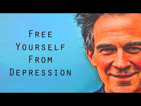 🕉😀 How to FREE Yourself from Depression / Stay as Awareness / Non-Duality Teacher Rupert Spira