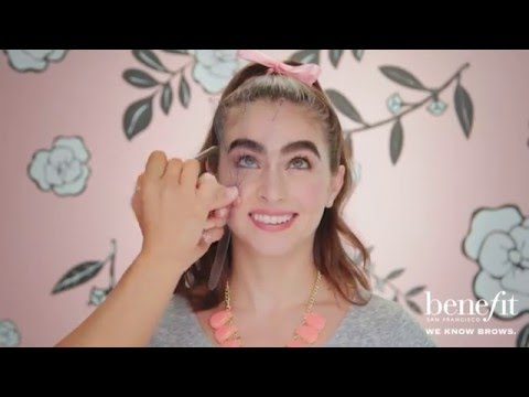 Benefit Instant Brow Wax Transformation