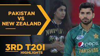 Pakistan Amazing Victory | Pakistan vs New Zealand | 3rd T20I Highlights | PCB | MA2E