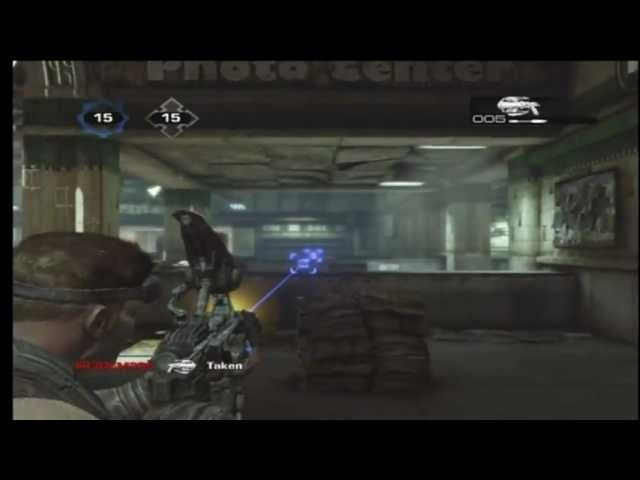 Download GoW 3 Beta - Torque Bow Tag with General Blah MP3 Gratis