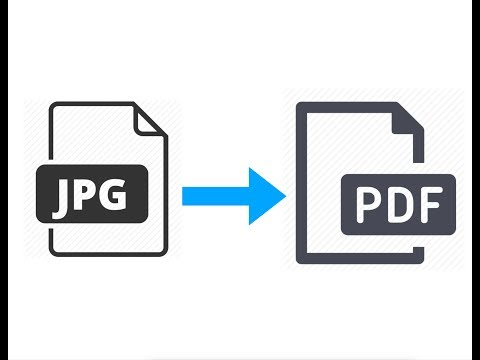 How to Convert a JPG to a PDF on a Mac