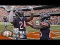 Chicago Bears Clinch NFC North For First Time Since 2010 Pro Football Talk NBC Sports