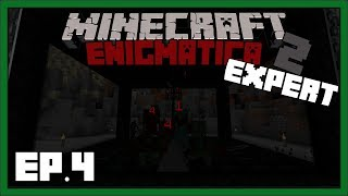 Enigmatica 2: Expert - EP13 - Delighted Meal & Creative