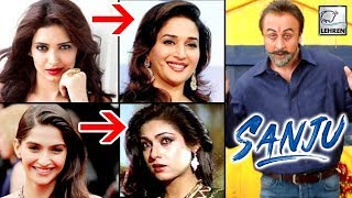 Sanjay Dutt Biopic Full Star Cast Detail, Who
