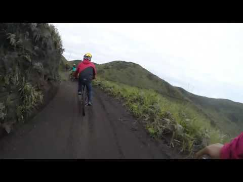 On Commencal Absolute @Jemplang - Bromo