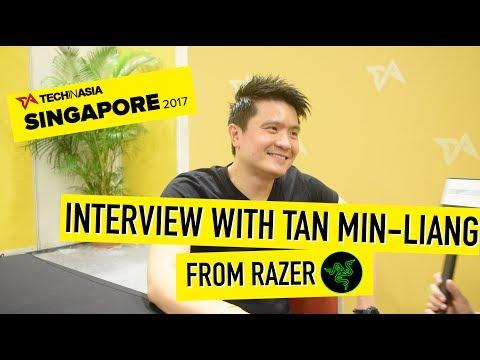 Razer's CEO Min-Liang Tan is Expanding to Hong Kong | Tech in Asia Singapore