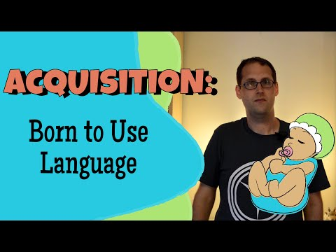 Language Acquisition and Universal Grammar