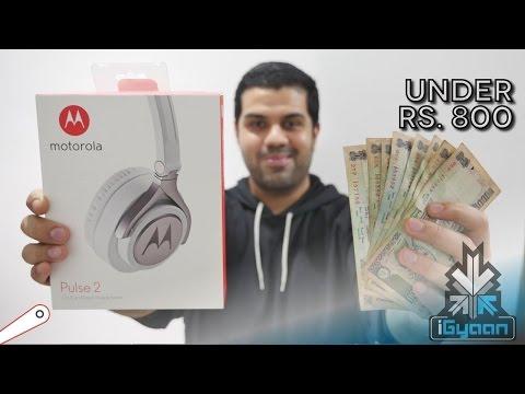 Top Headphones For Under Rs. 800  - iGyaan