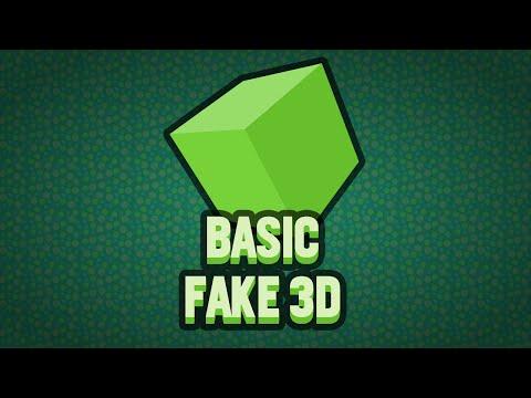 Basic Fake 3D - GameMaker: Studio Asset