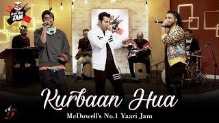 Kurbaan Hua - Kurbaan | Salim-Sulaiman | Bohemia & Raftaar | No.1 Yaari Jam