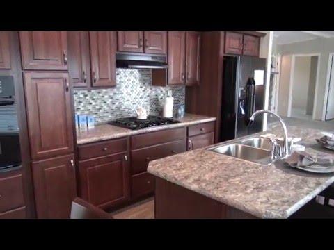 Model G-3157 3 bedroom 2 Bath Harbor Crossings Manufactured Home Community, Egg Harbor, NJ