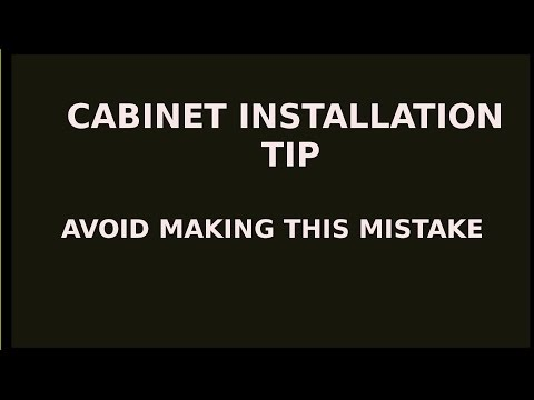 Avoid This Cabinet Installation Mistake-Corner Fillers