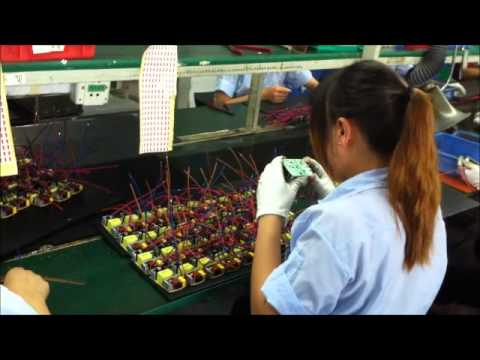 LED power supply factory in dongguan -2014-