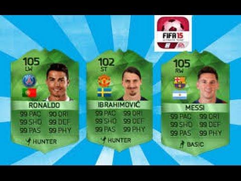 FIFA 15 IOS NEW SEASON EASY SNIPING METHOD!!!