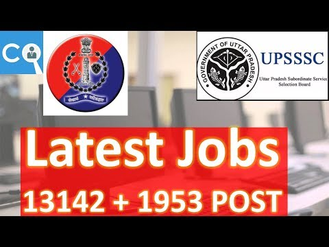 Rajasthan Police Constables +(UPSSSC) vacancy