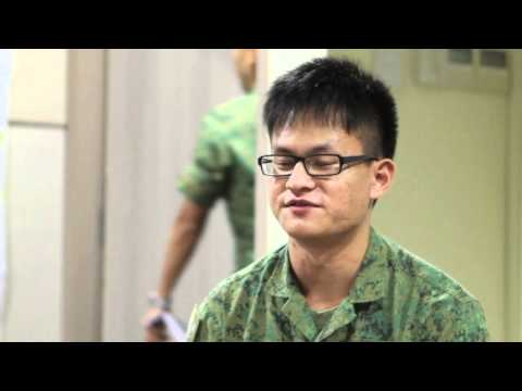 Overseas Singaporean NSF: Sherman Pay