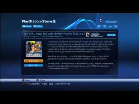 PlayStation 3 Firmware v3.10 Update Preview