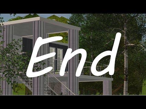 The Sims 2 - Glamour Life Stuff - Uplifting Loft - Part 2
