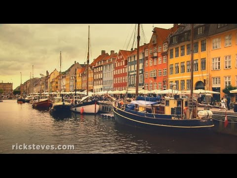 Copenhagen, Denmark: Happy-Go-Lucky Nyhavn