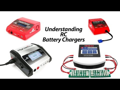 Understanding RC Battery Chargers by Horizon Hobby