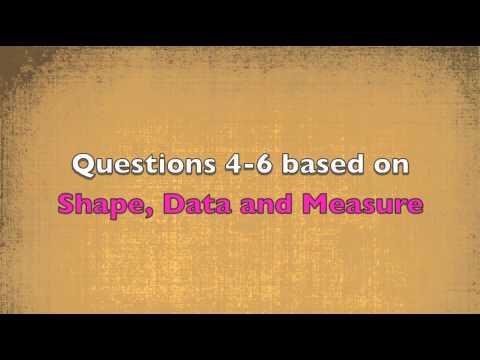 Mental Math Quiz 3 - Grades 2 and 3 Math - Numeracy Skills - Sparkles Online School