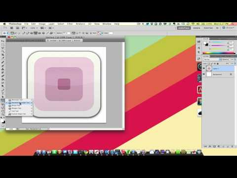 How to Make iOS-Style Icons for the Desktop