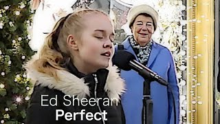 Perfect - Ed Sheeran (Mia Black & Phily cover)