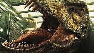Jurassic World 2: Fallen Kingdom | official final trailer (2018)