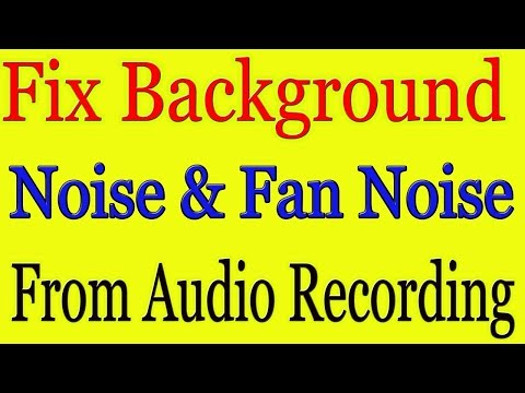 iMovie 10 Reducing Background Audio Noise Sound and volume editing | iMovie for Mac