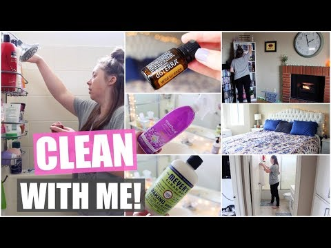 CLEAN WITH ME! All Day Cleaning Motivation | 2018