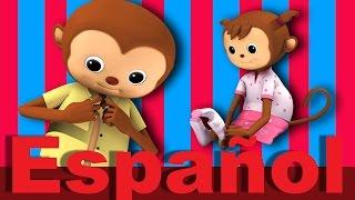 Estoy aprendiendo a vestirme | Canciones infantiles | LittleBabyBum