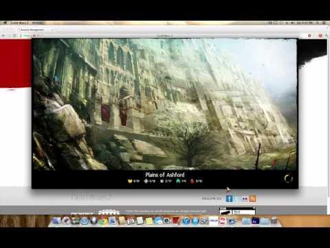 Guild Wars 2 On Mac Os X 10.8.2