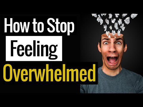 How to Stop Feeling Overwhelmed and Avoid Information Overload in Your Business