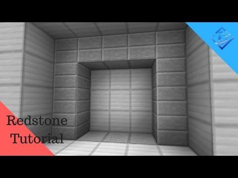 Red-stone Tutorial: Mumbo Jumbo's 3x3 Piston Door (Awesome!!!)