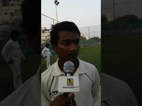 Raju's Cricket Club - Madhapur, Hyderabad: Live Video Reviews Conducted By Yellowpages.in
