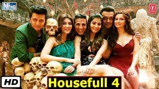 Housefull 4 Official Trailer Look | Akshay Kumar ,Bobby Deol,Ritesh,Kriti Sanon,Pooja
