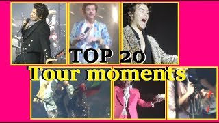 Harry Styles: Live On Tour - Top 20 tour moments