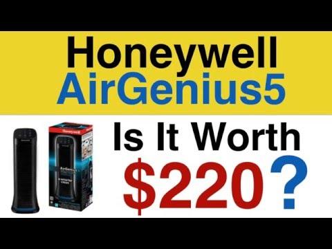 Honeywell Airgenius5 Air Purifier Review   ------ Model HFD320
