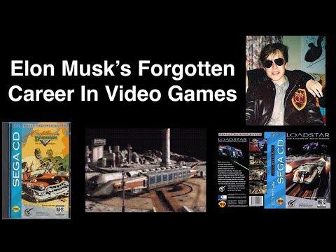Elon Musk's Forgotten Career In Video Games
